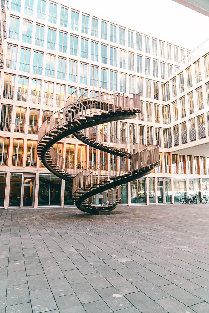 die unendliche Treppe München
