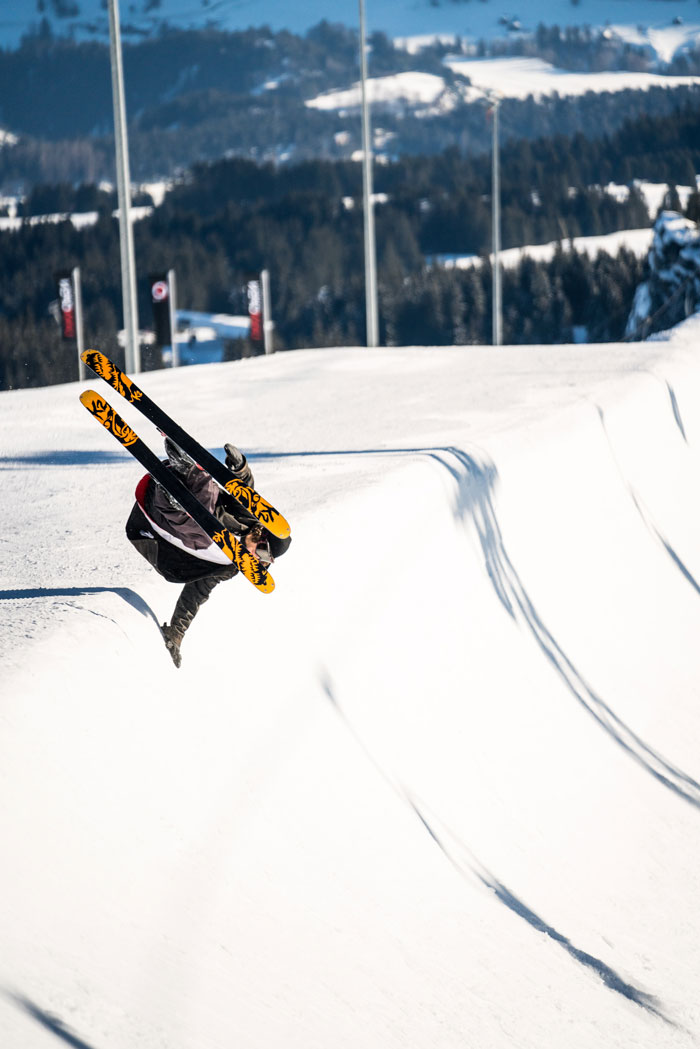 Freestyle Snowboard Laax
