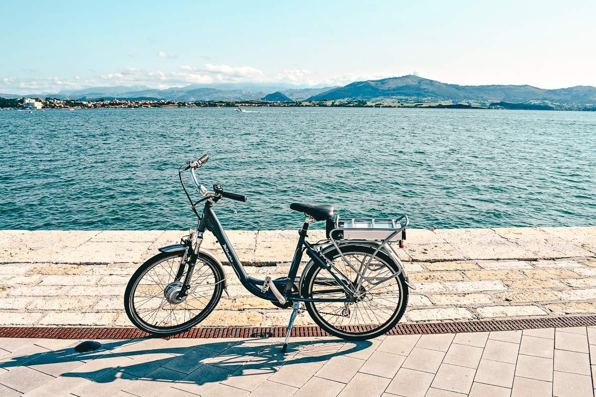 E Bike Tour Santander