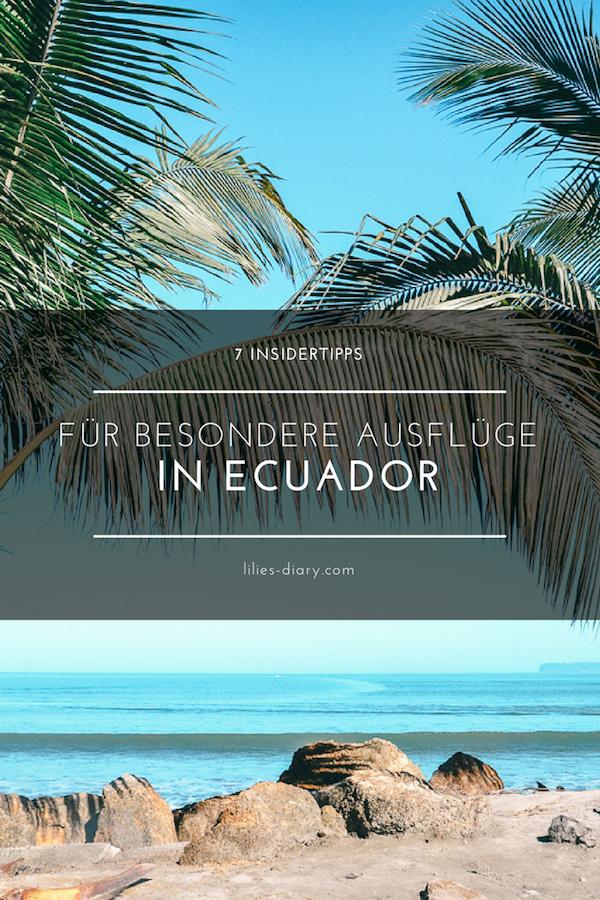 Ecuador Trips Insidertipps