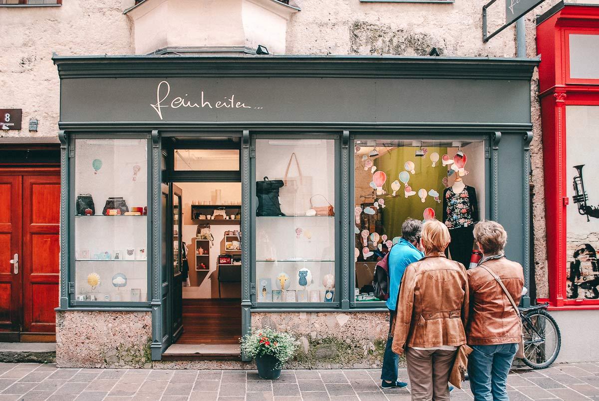 feinheiten Shop Innsbruck