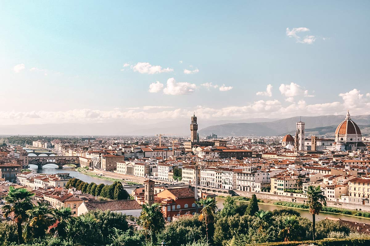 Florenz Tipps Norditalien
