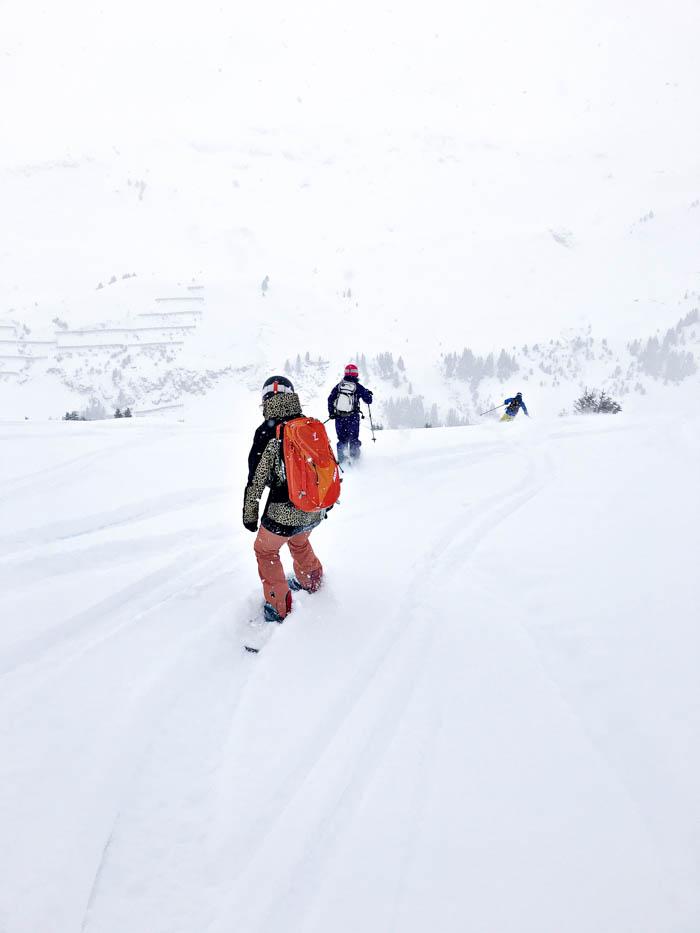 Freeriden in Österreich