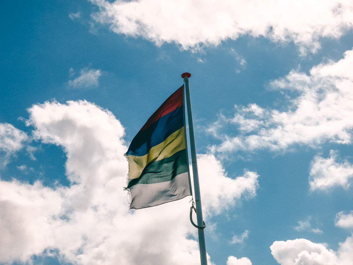 Insel Terschelling Flagge