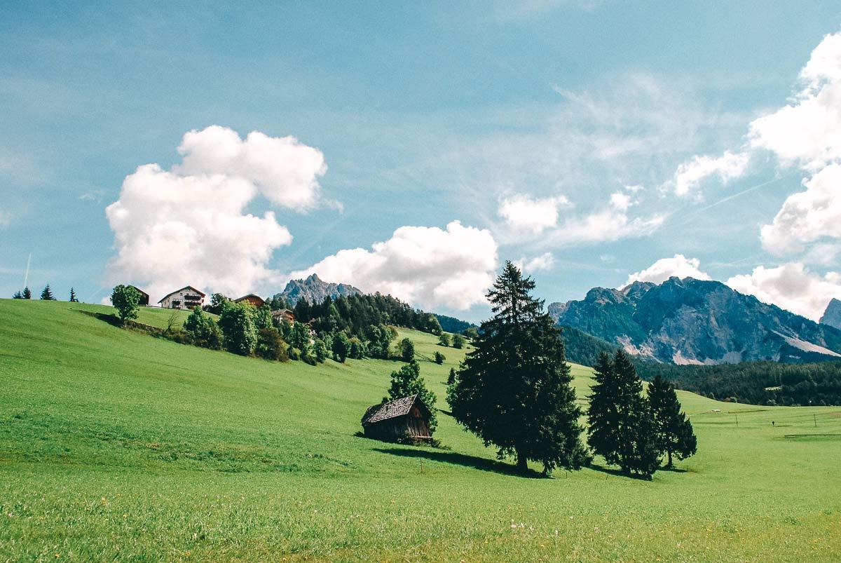 Landschaft St Vigli