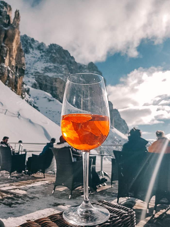 Laurins Lounge Aperol Spritz