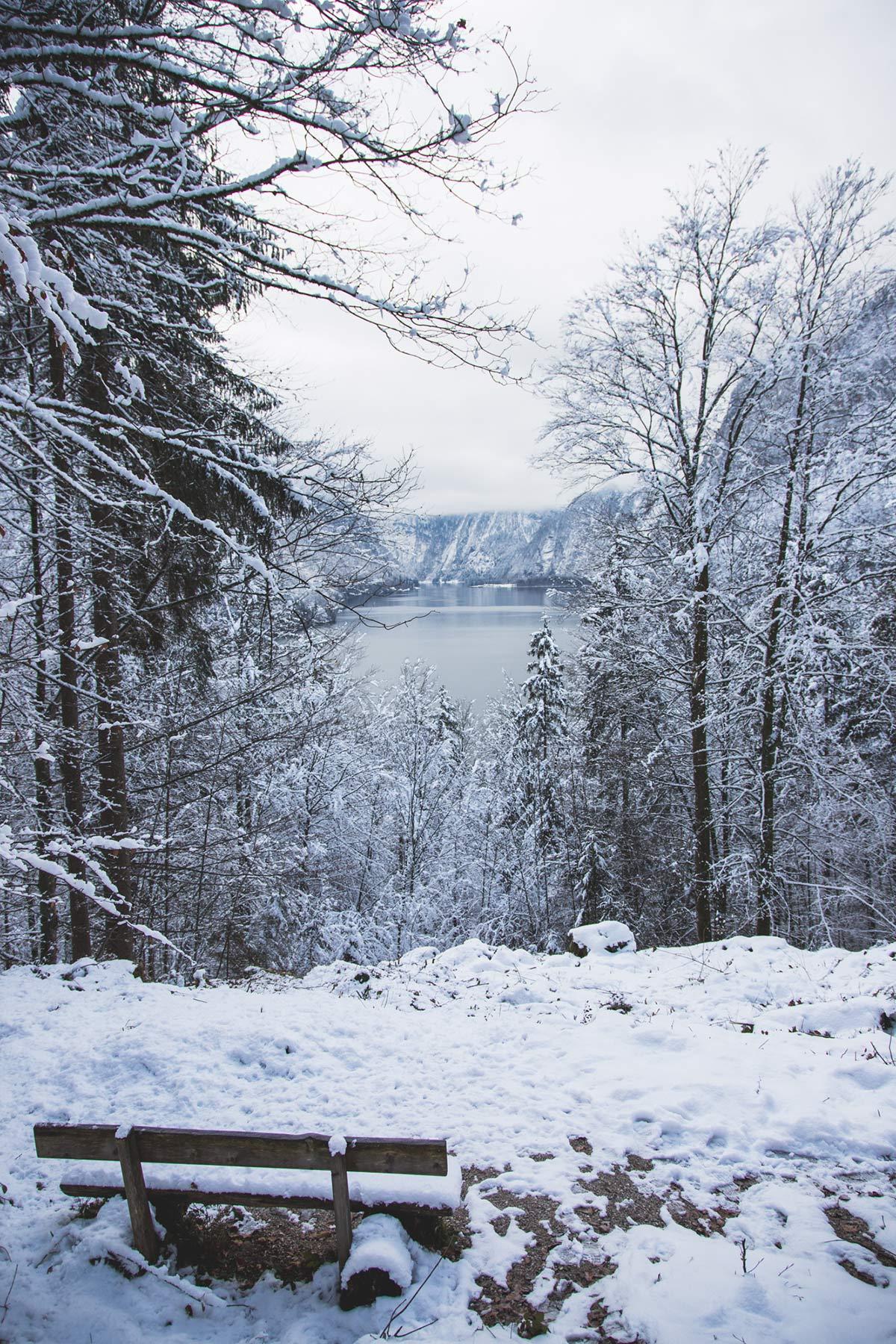 Malerwinkel Berchtesgadener Land Winter