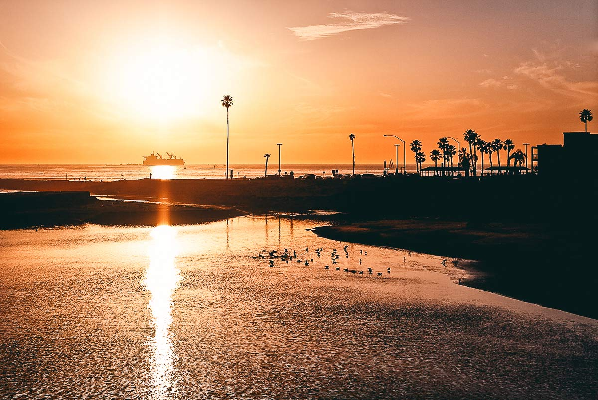 Oceanside Bucht