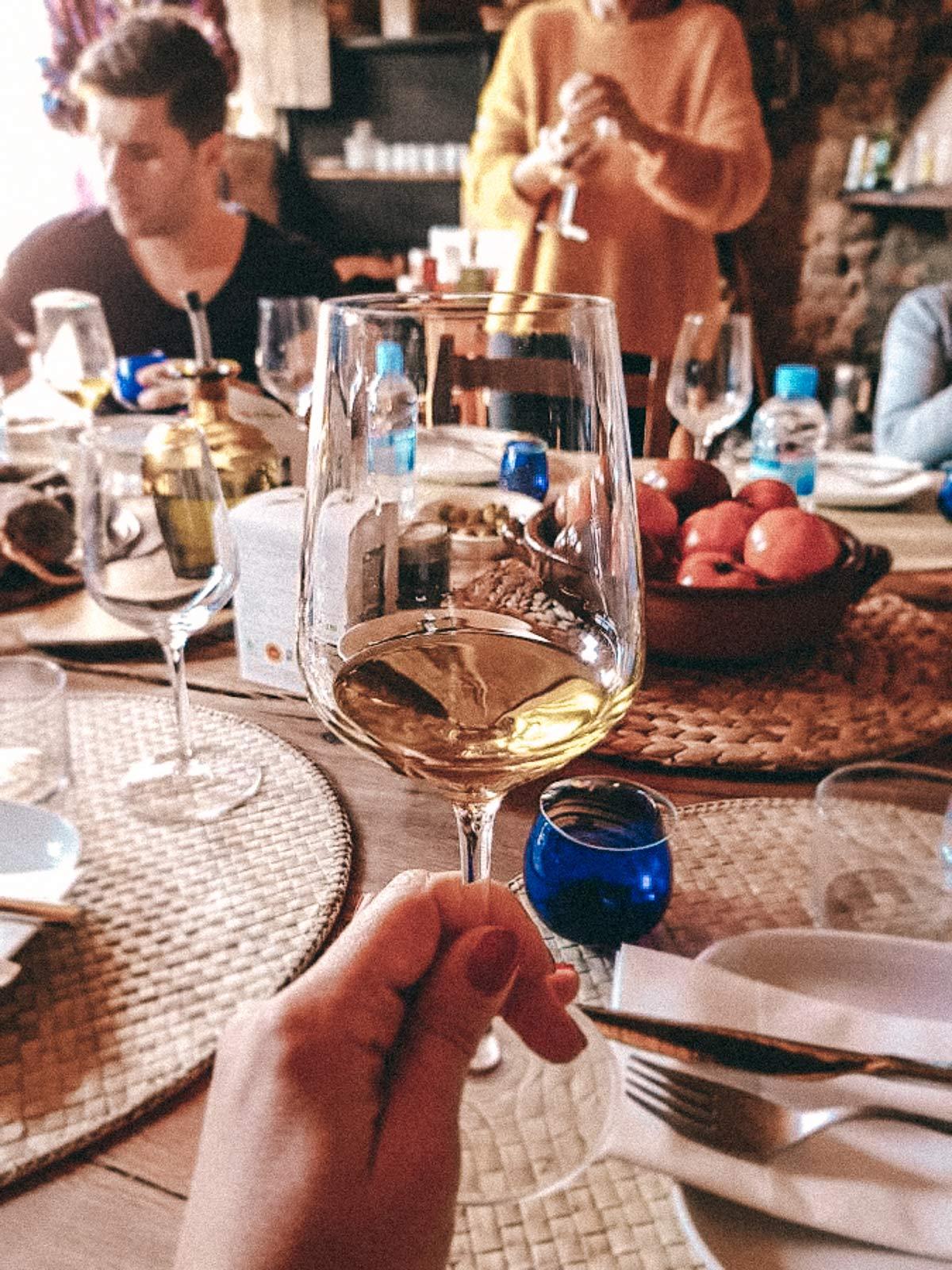 olivenoel tasting