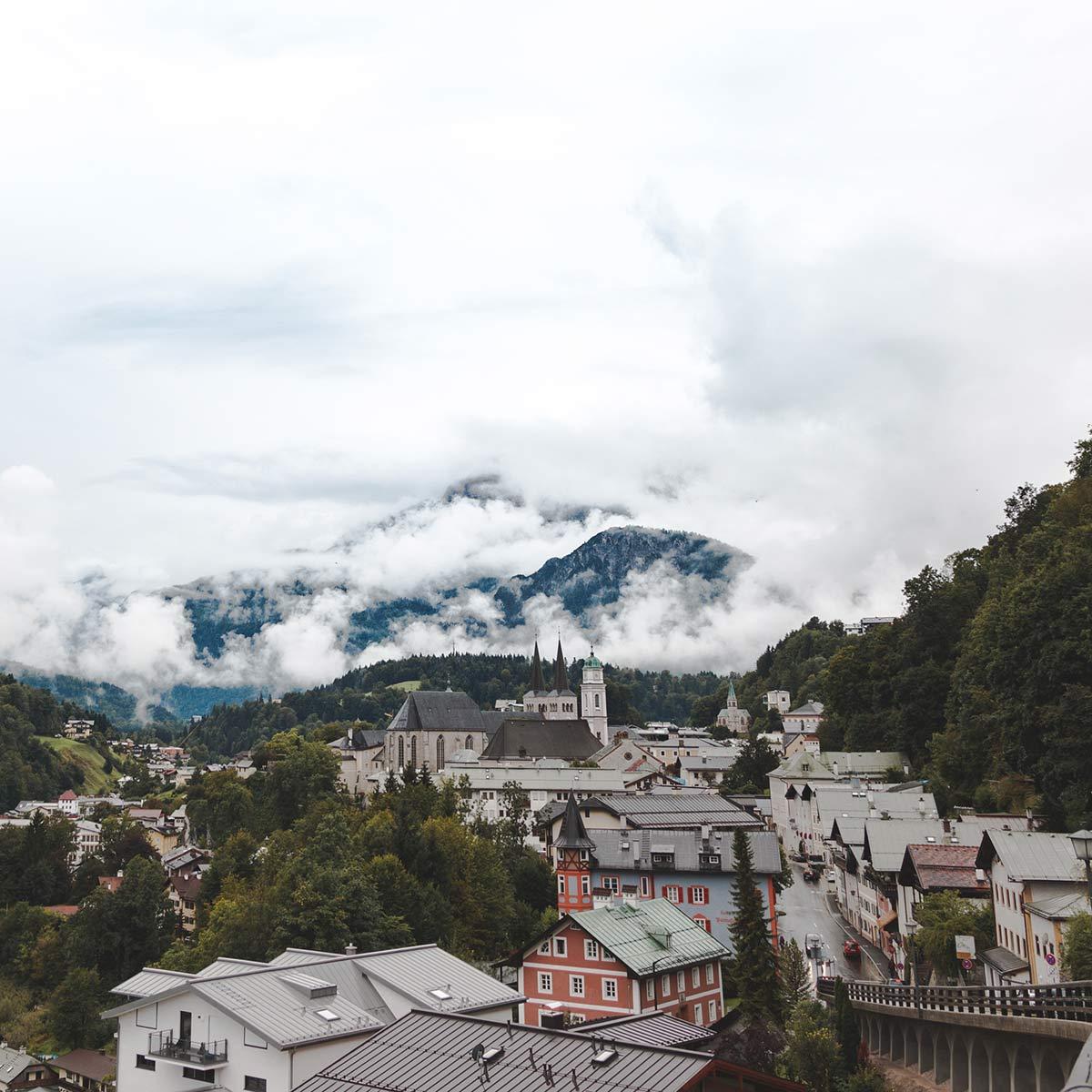 Ortskern Berchtesgaden