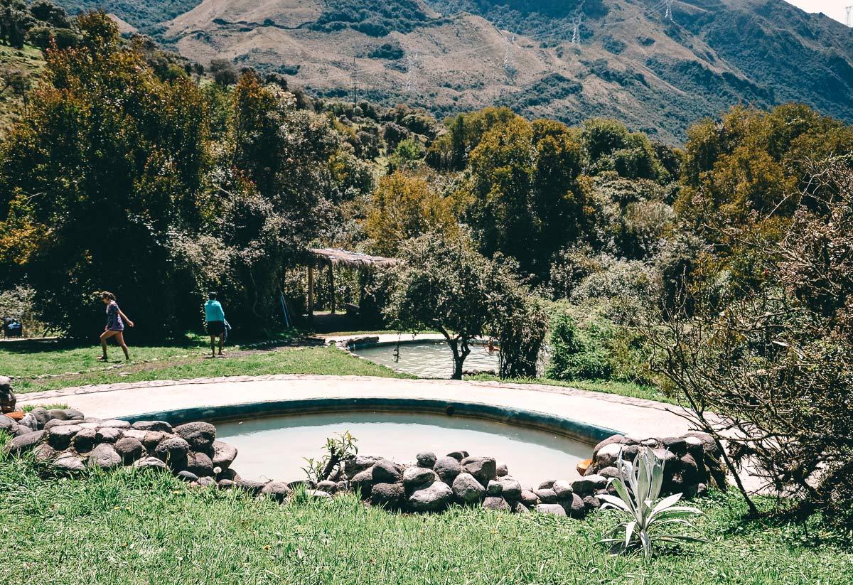 Papallacta Ecuador