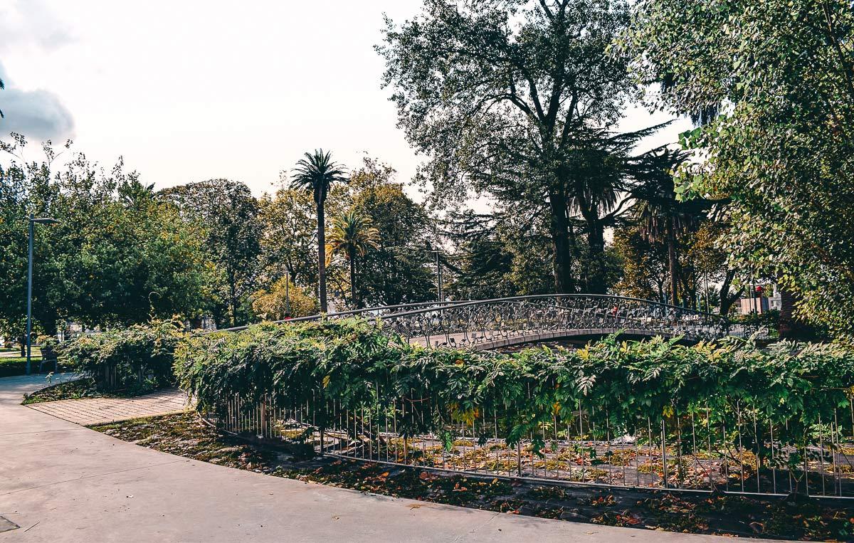 Park von Santander
