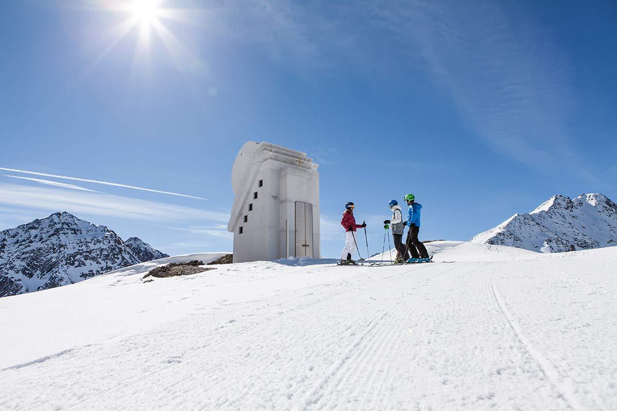 Pitztal Gletscher Skitouren buchen