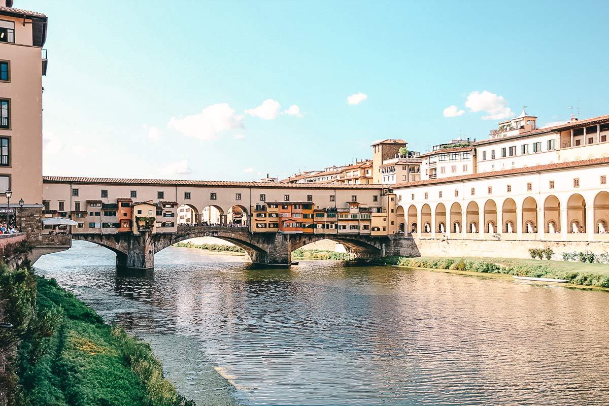 Ponto Vecchio Florenz