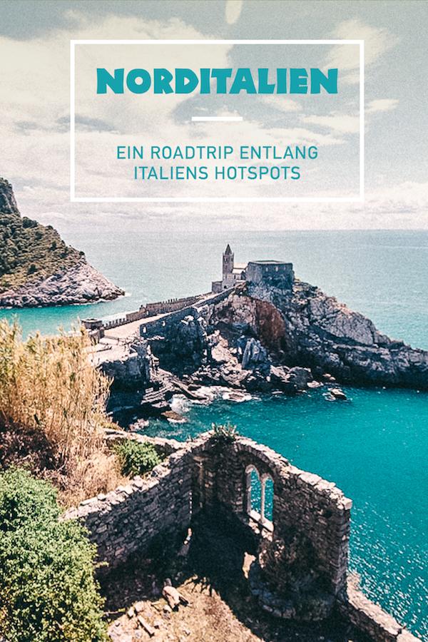 Roadtrip durch Norditalien