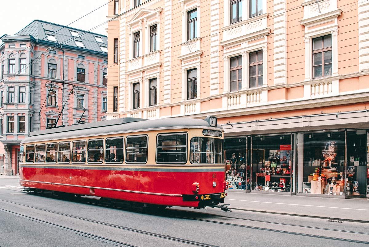 Rundfahrt Innsbruck