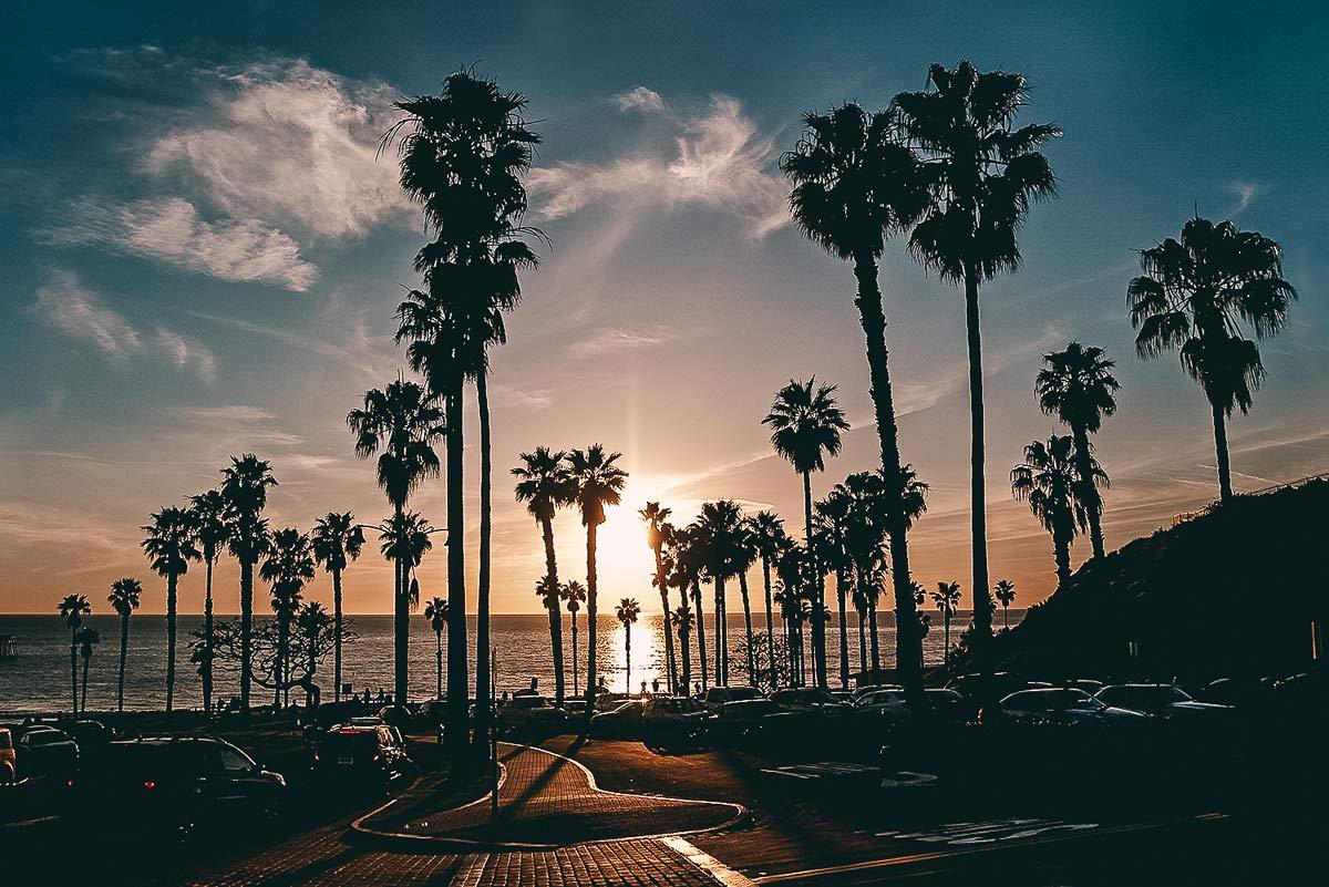 San Clemente in Kalifornien