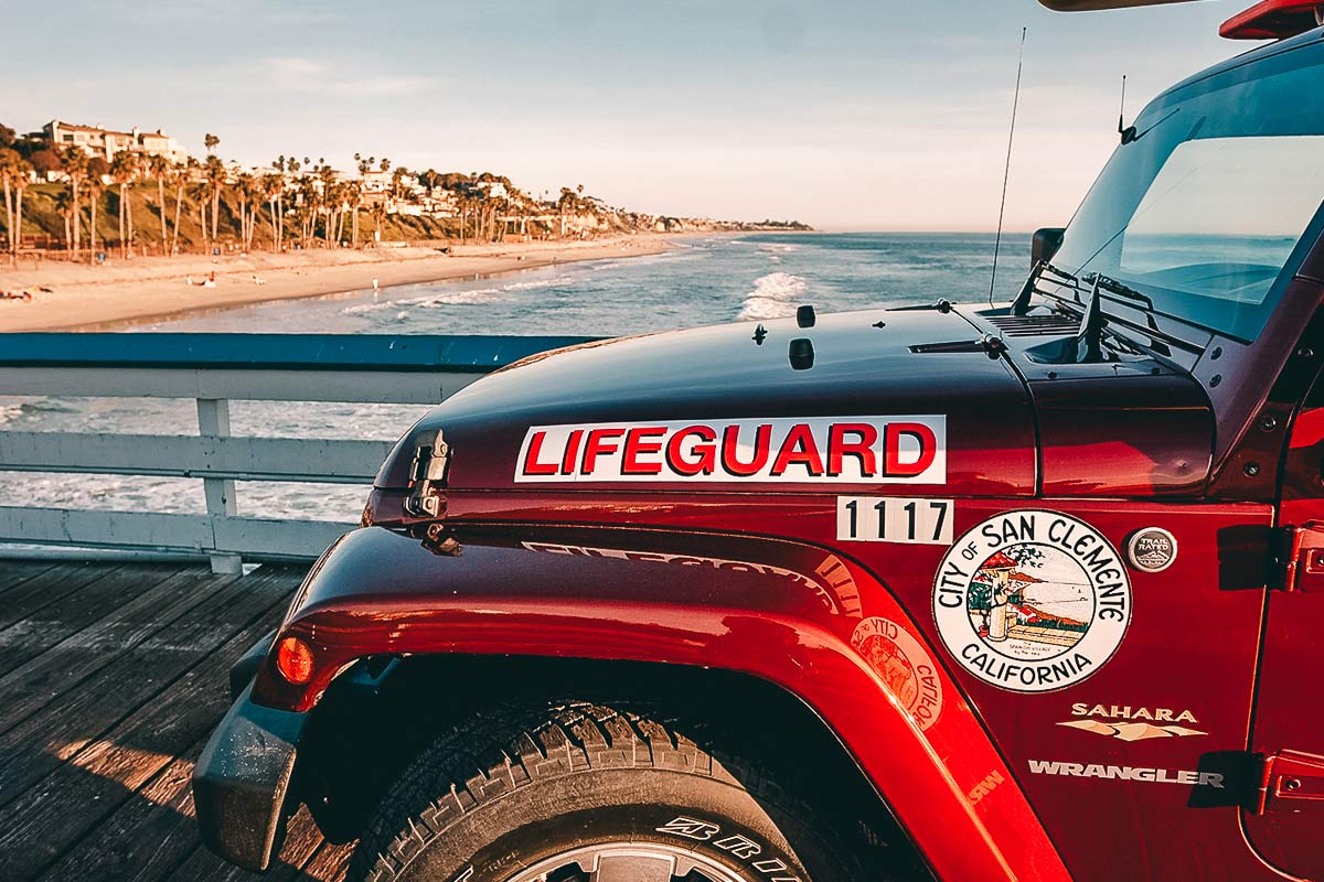 San Clemente Lifeguard