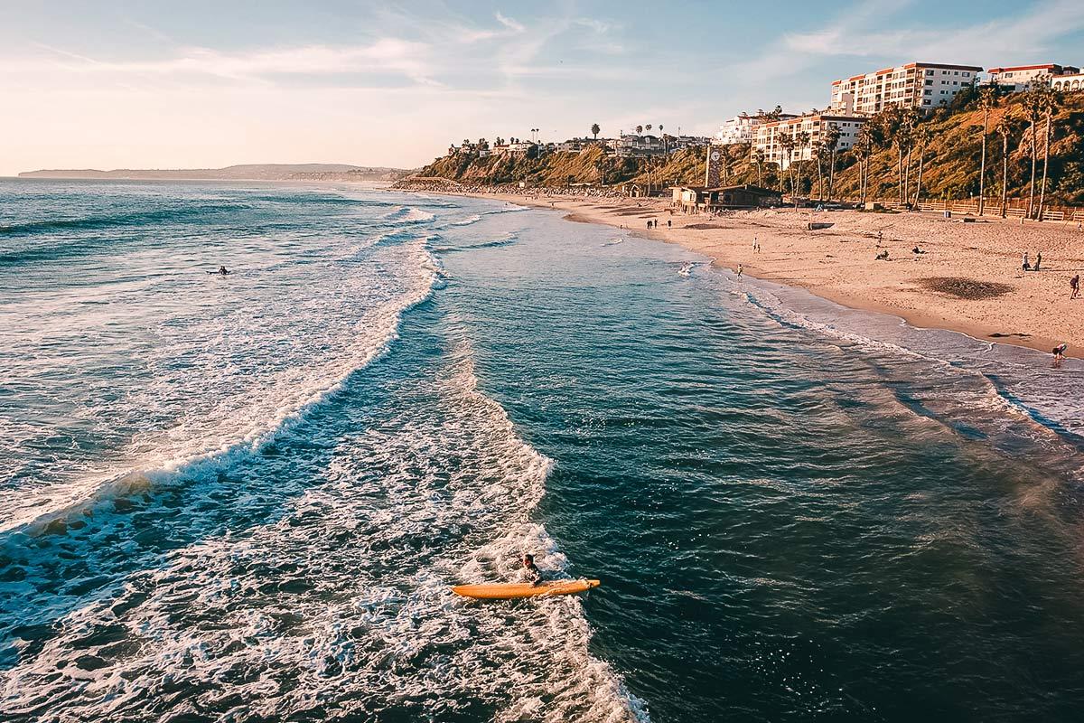 San Clemente Strand