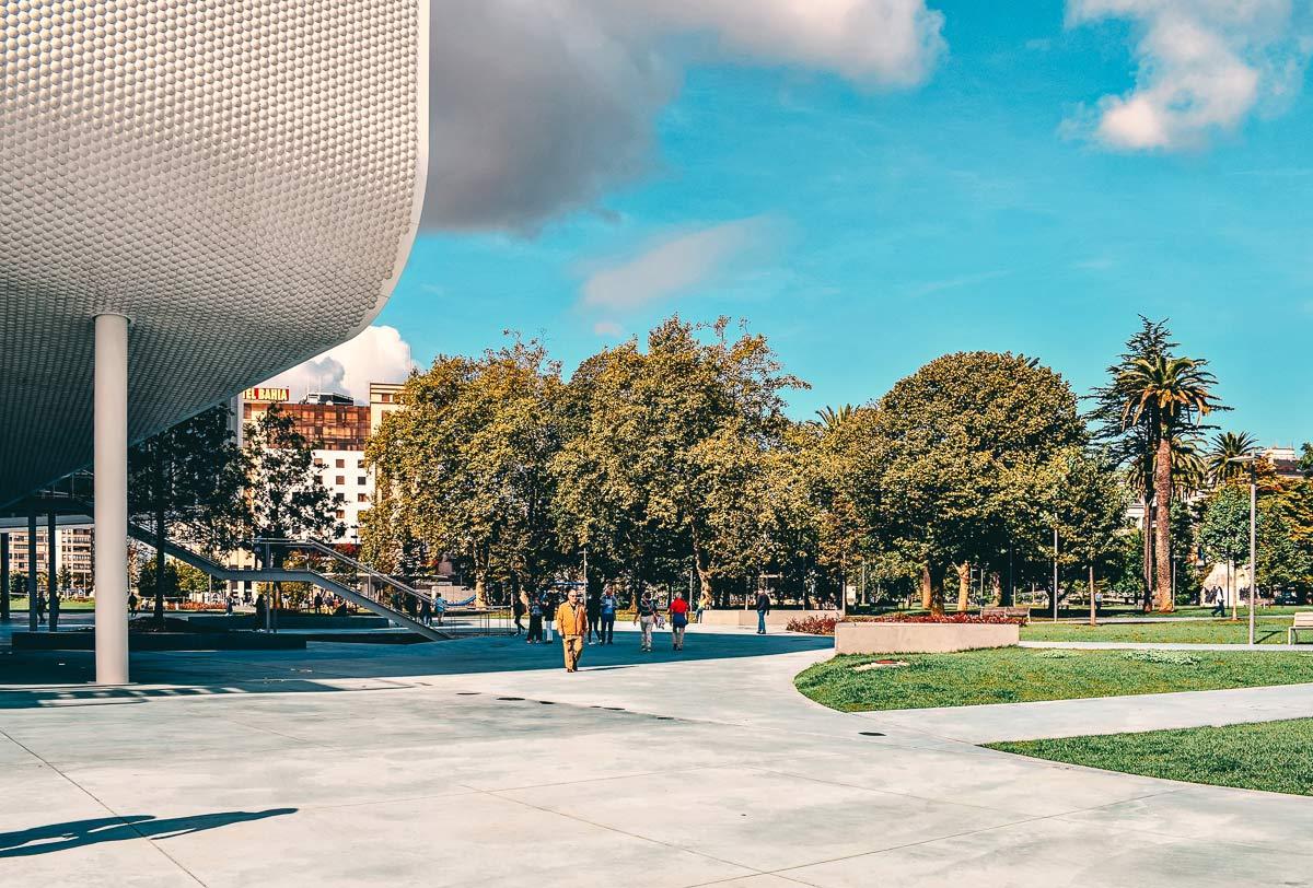 Santander Platz