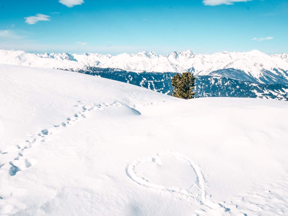 Schnee Liebe