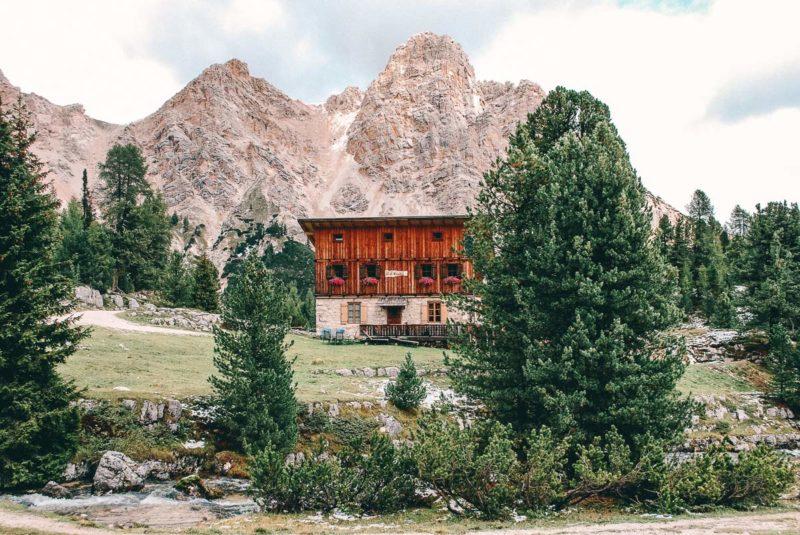 Schöne Orte in Südtirol
