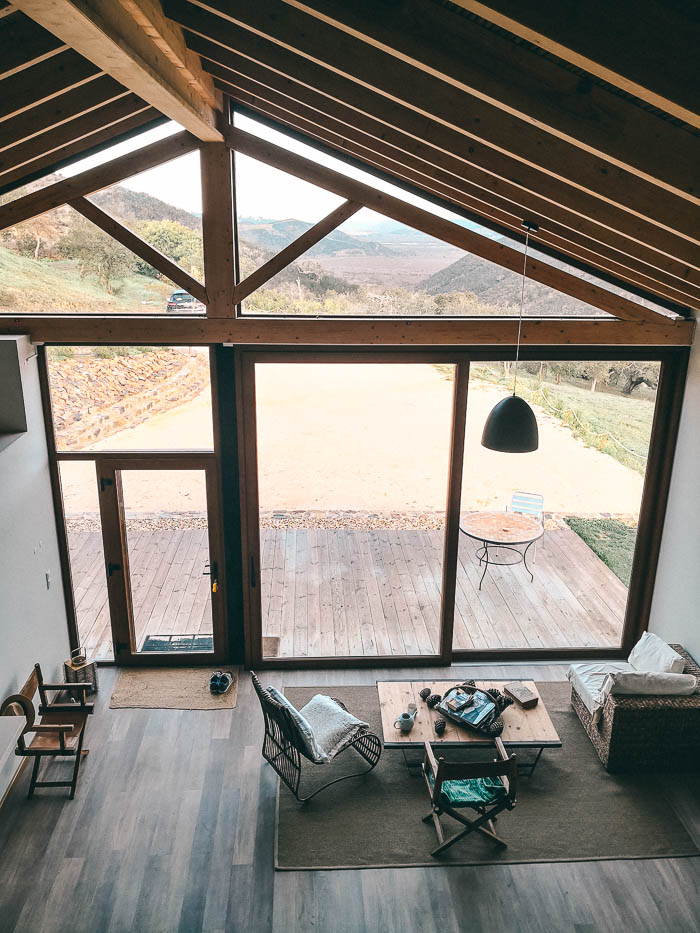 Shanti Surf appartment airbnb