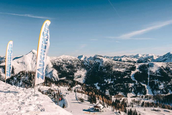 Skigebiet Altenmarkt-Zauchensee