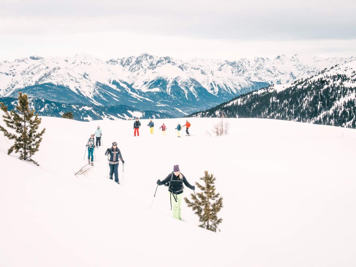 Skigebiet Hochzeiger