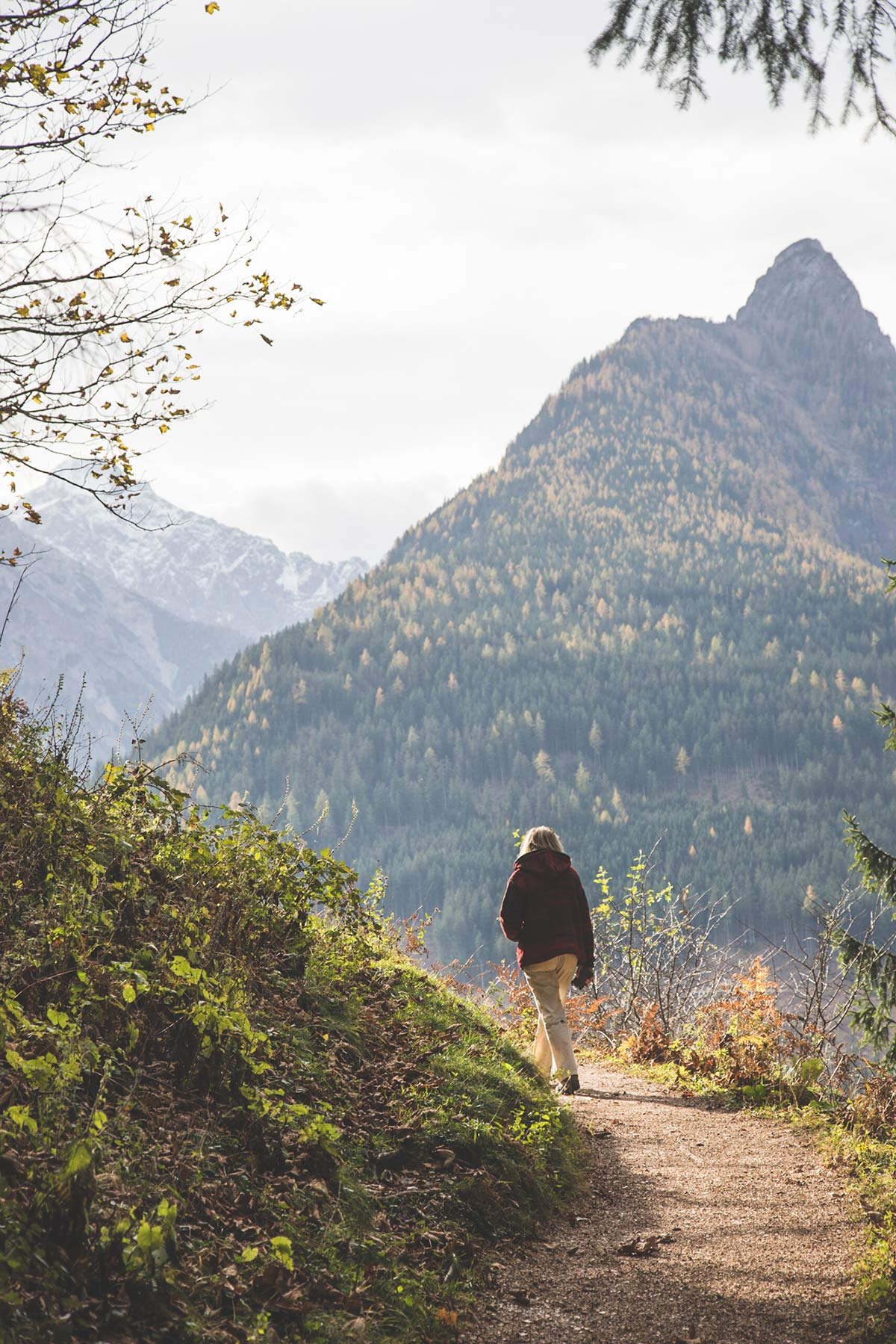 Soleleitungsweg Berchtesgadener Land