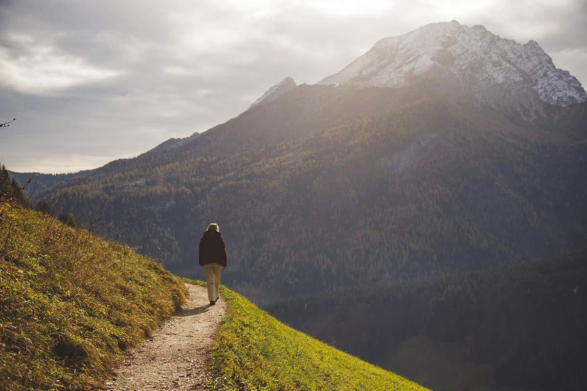 Soleleitungsweg Berchtsgaden