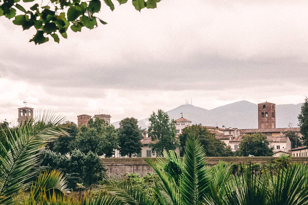 Stadtmauern von Lucca
