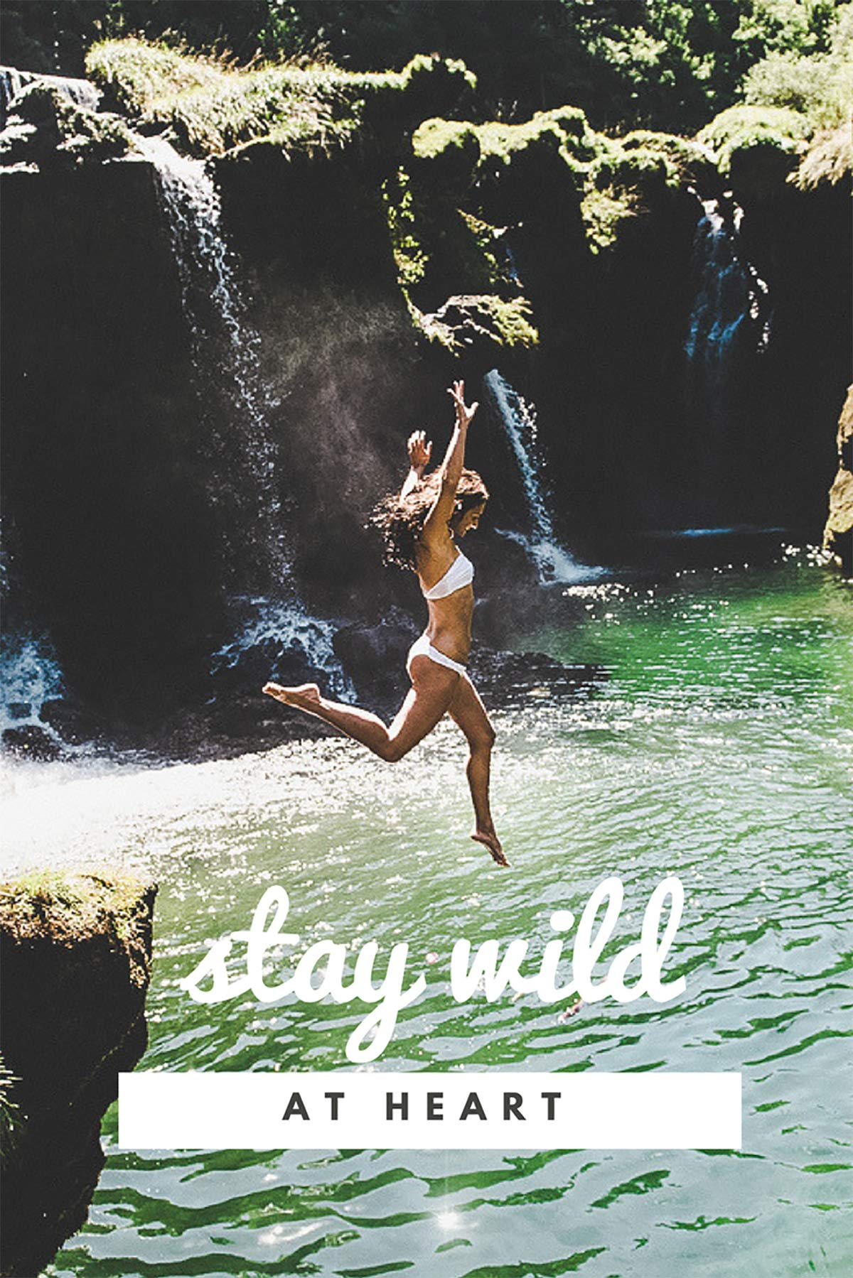 Stay wild at heart!
