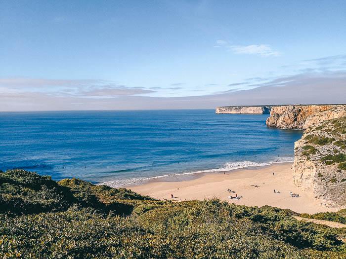 Strand Beliche Portugal
