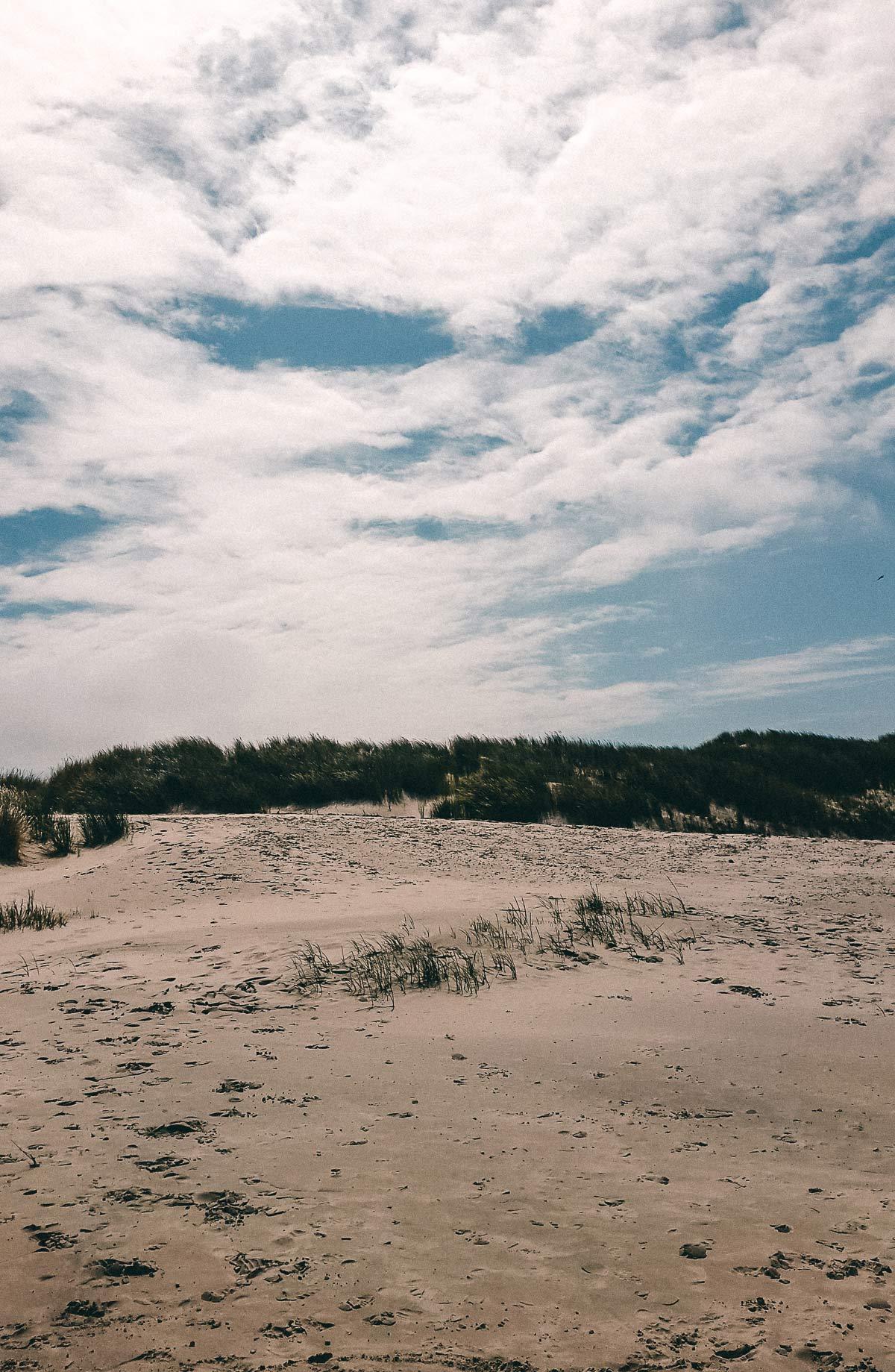 Strand von Terschelling