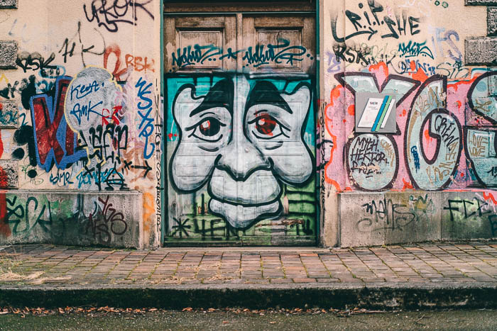 Street Art München Isar