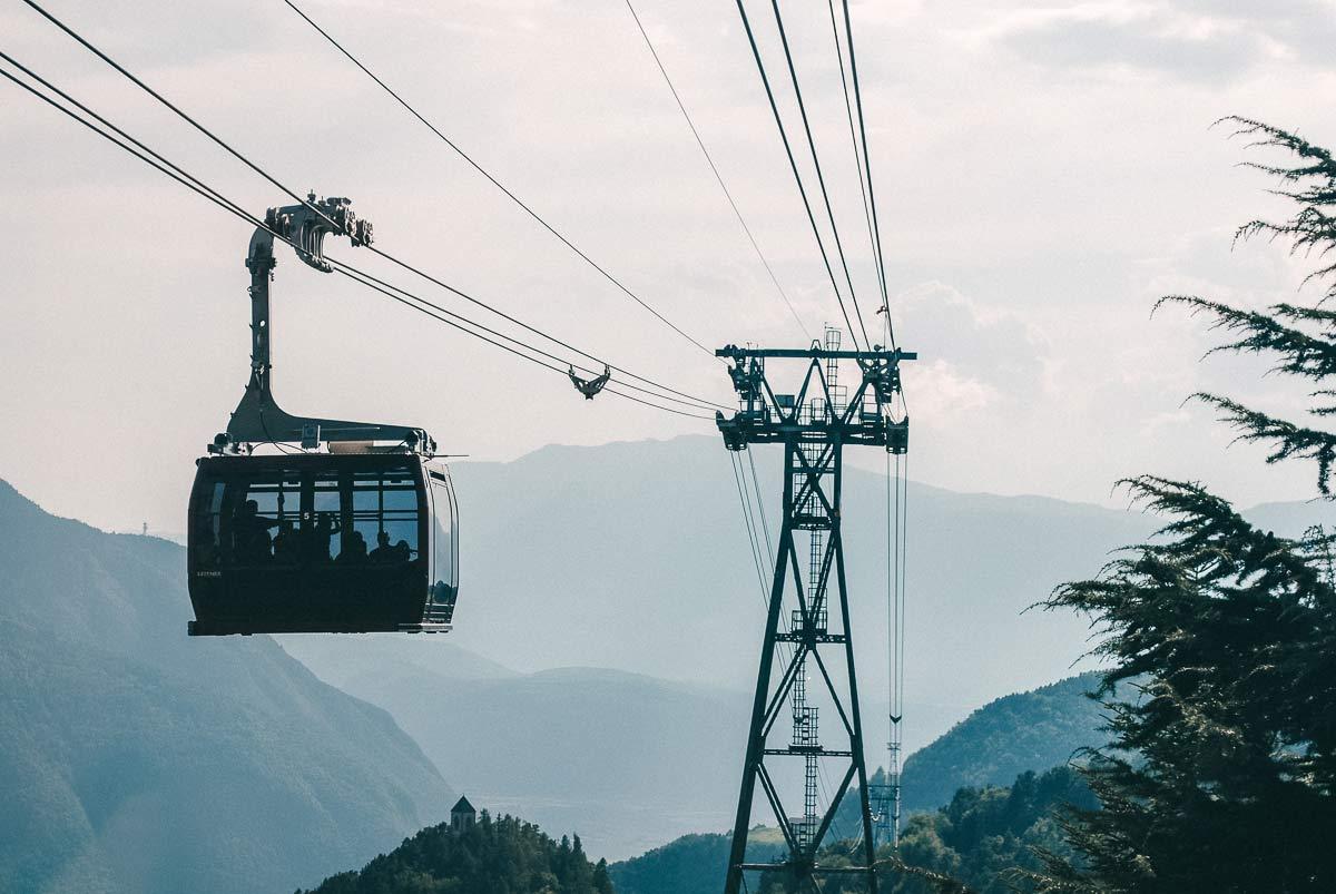 Südtirol Seilbahn