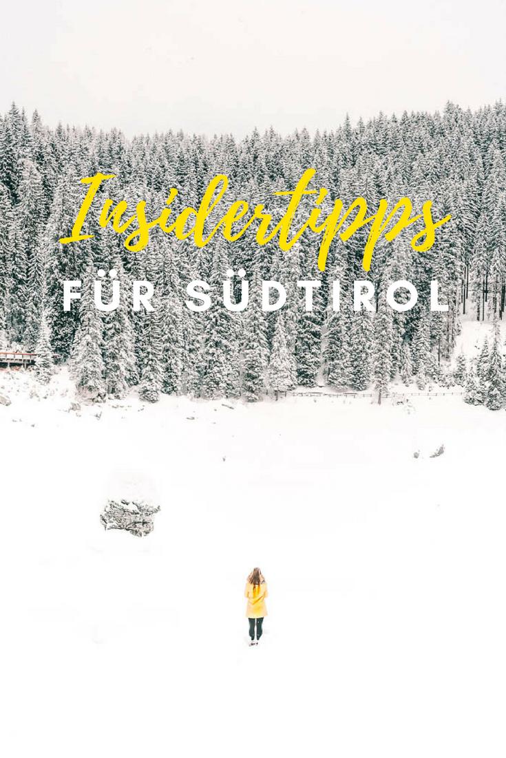 Tipps für Südtirol