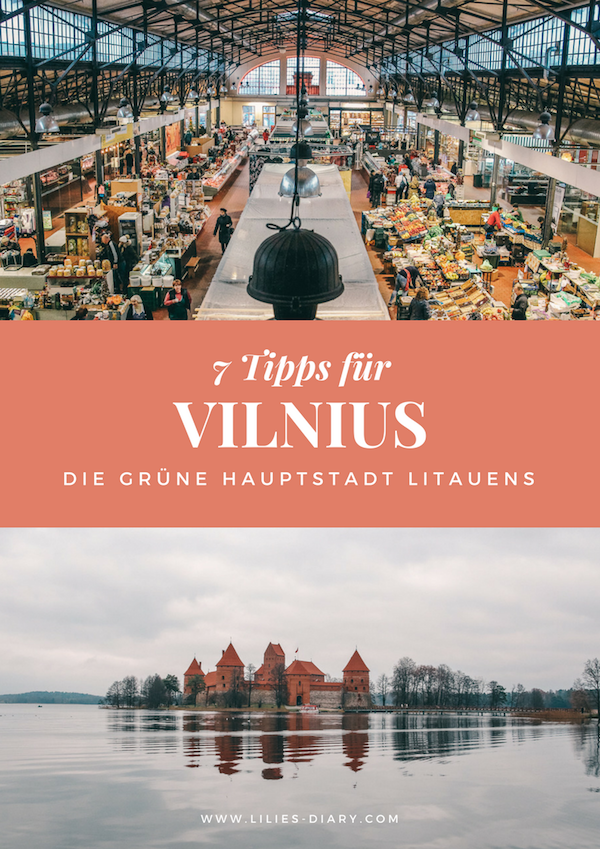 Vilnius Sehenswuerdigkeiten