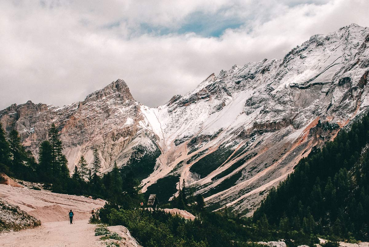 Wanderung zur Fenneshütte