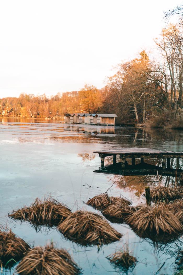 Weßlinger See bei München