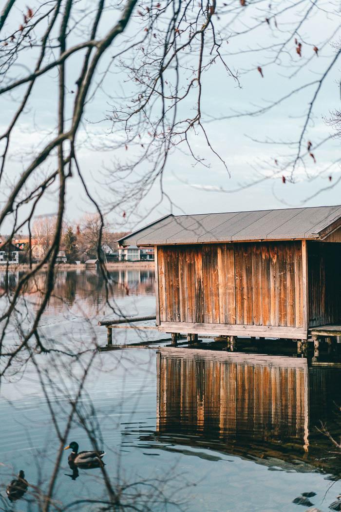 Weßlinger See Bootshaus