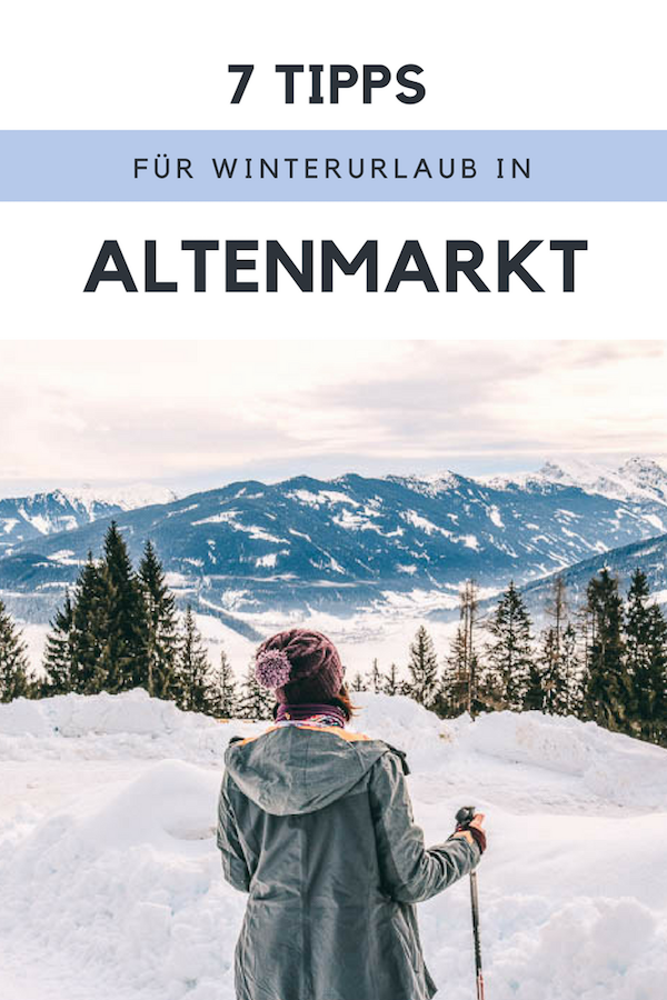 Tipps für Altenmarkt