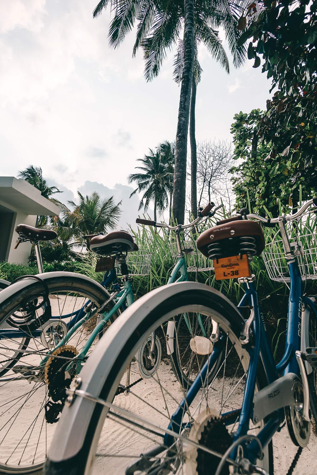 Fahrrad Kandima
