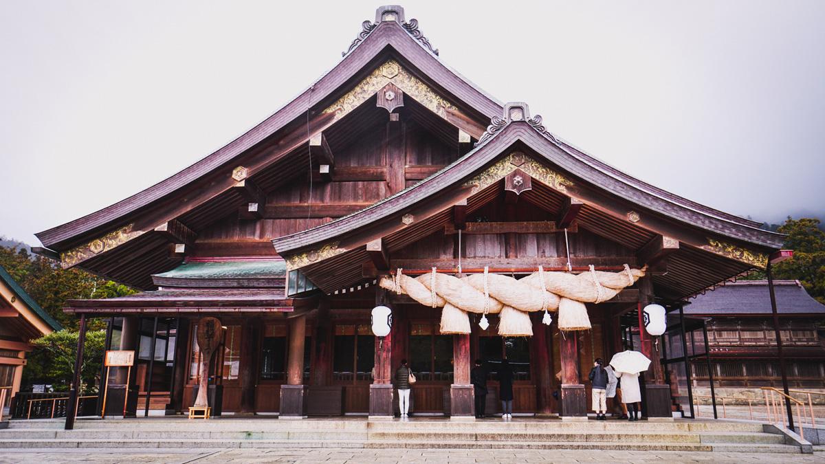 Japan Insider Tipps Izumo