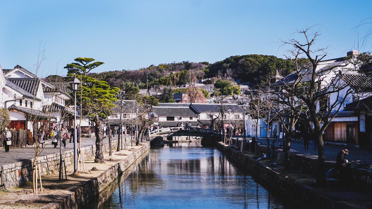 Kurashiki-Fluss-1