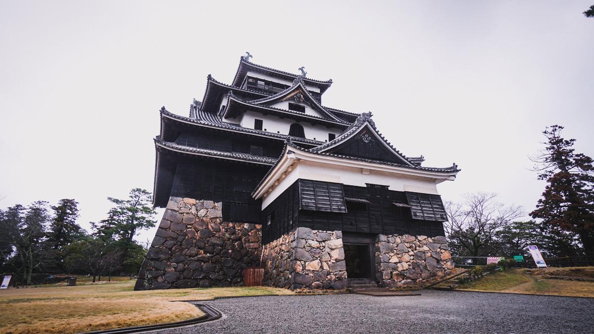 Matsue-Castle-Totale