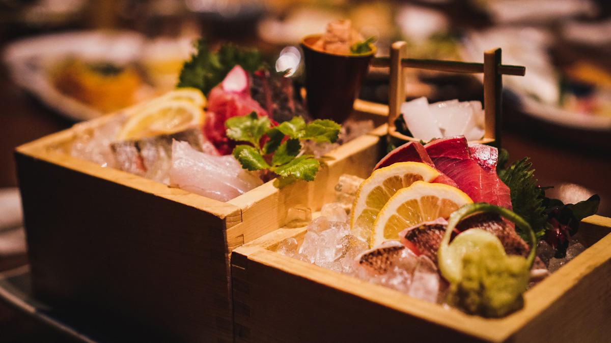 Matsue-Restaurant-Sashimi