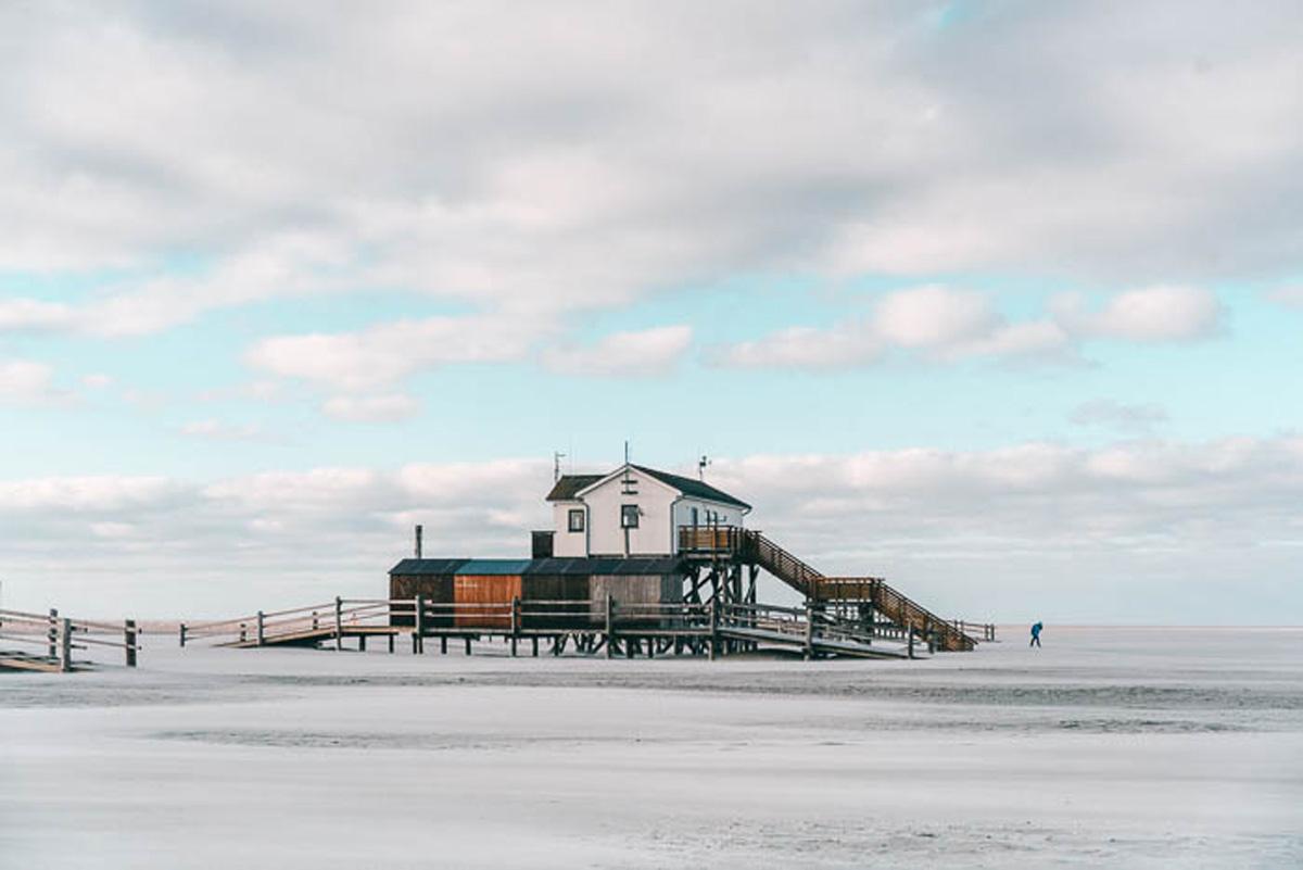 Nordsee Stelzenhaus