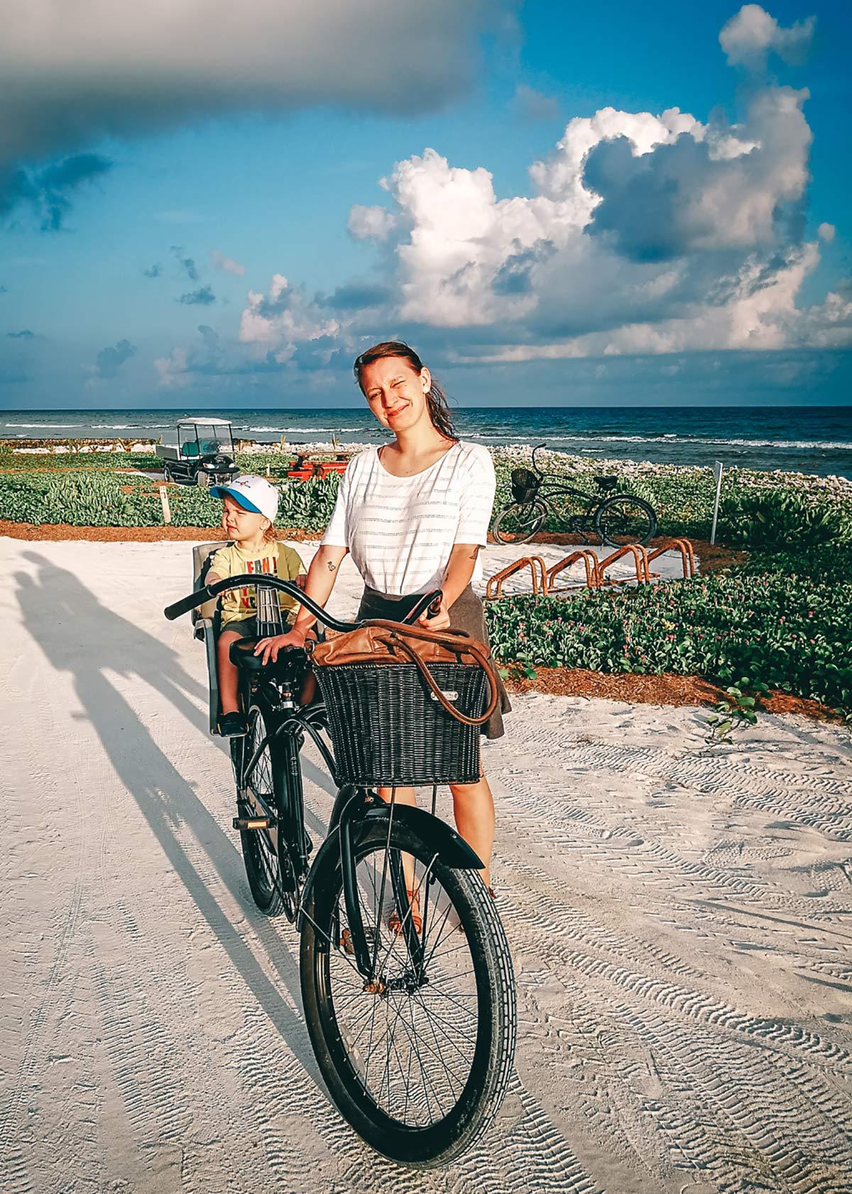 Pia Winter Fahrrad